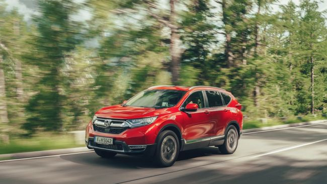 Nuova Honda CR-V 2018, la prova del SUV nipponico con motore V-TEC