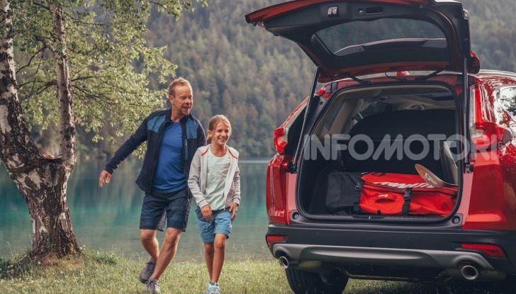 Nuova Honda CR-V 2018, la prova del SUV nipponico con motore V-TEC - Foto 27 di 27