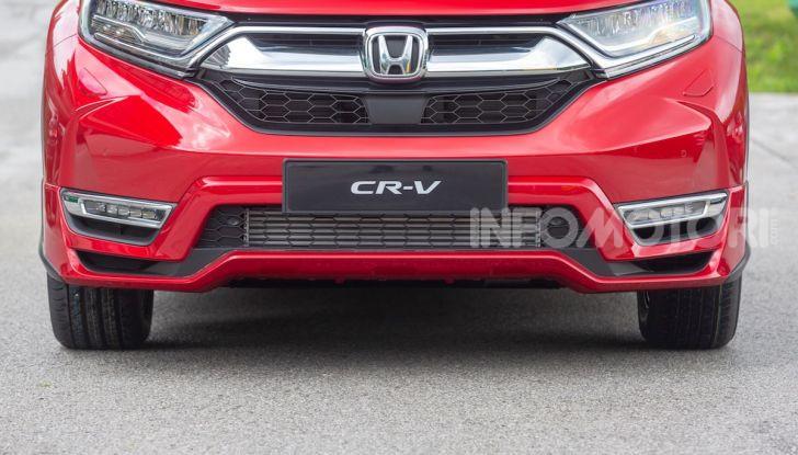 Nuova Honda CR-V 2018, la prova del SUV nipponico con motore V-TEC - Foto 20 di 27