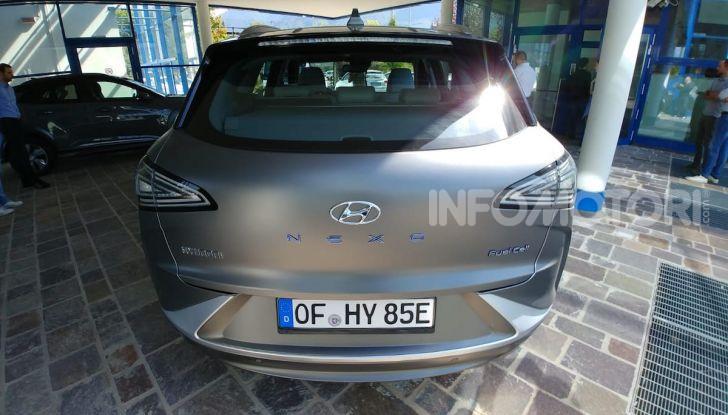 Hyundai Nexo da record: 778 km con un pieno di idrogeno - Foto 3 di 9