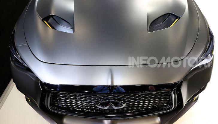 Infiniti Project Black S: a Parigi 2018 con tecnologia da Formula 1 - Foto 16 di 16