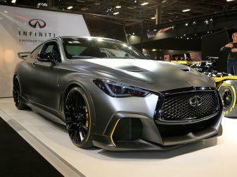 Infiniti Project Black S: a Parigi 2018 con tecnologia da Formula 1