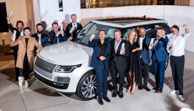 I BORN Awards di Land Rover sono Peerless: ecco i vincitori