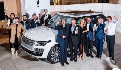 I BORN Awards di Land Rover sono Peerless: ecco i vincitori