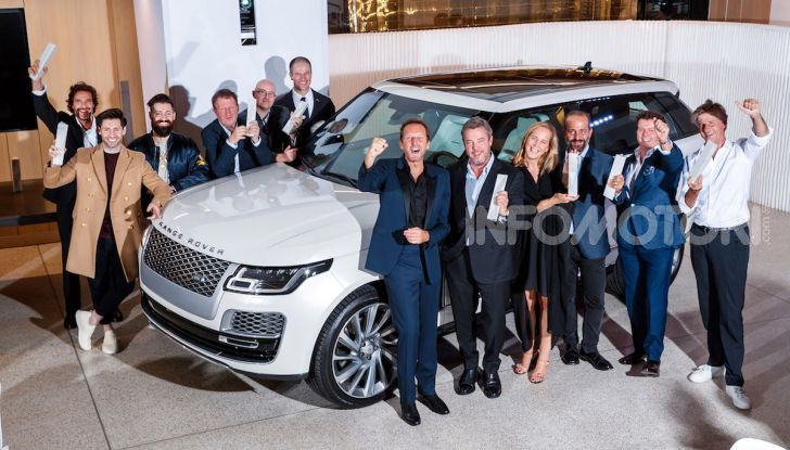 I BORN Awards di Land Rover sono Peerless: ecco i vincitori - Foto 1 di 14