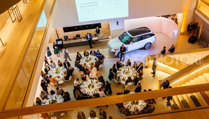 I BORN Awards di Land Rover sono Peerless: ecco i vincitori - Foto 11 di 14