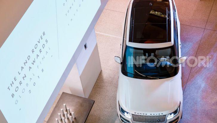 I BORN Awards di Land Rover sono Peerless: ecco i vincitori - Foto 2 di 14