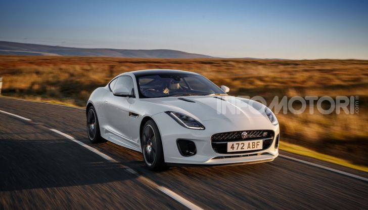 Jaguar F-Type Chequered Flag Limited Edition - Foto 1 di 10