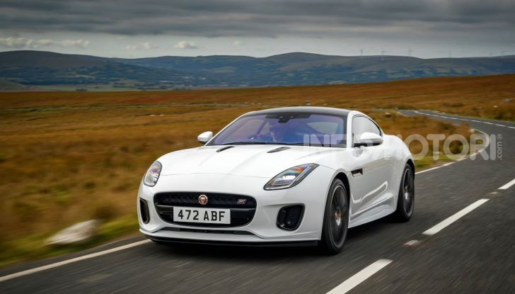 Jaguar F-Type Chequered Flag Limited Edition - Foto 10 di 10