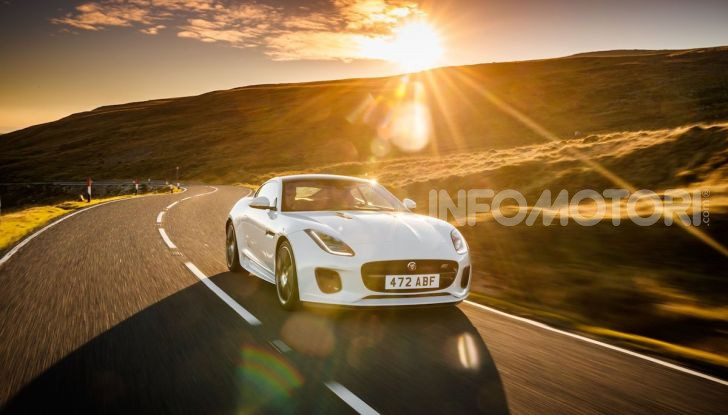 Jaguar F-Type Chequered Flag Limited Edition - Foto 5 di 10