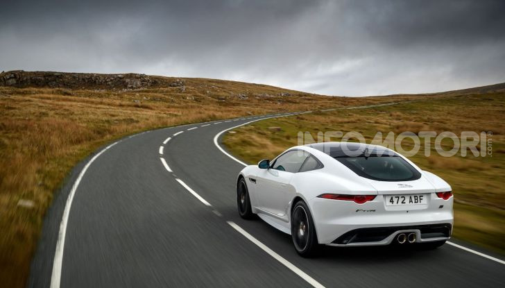 Jaguar F-Type Chequered Flag Limited Edition - Foto 2 di 10
