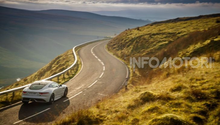 Jaguar F-Type Chequered Flag Limited Edition - Foto 6 di 10