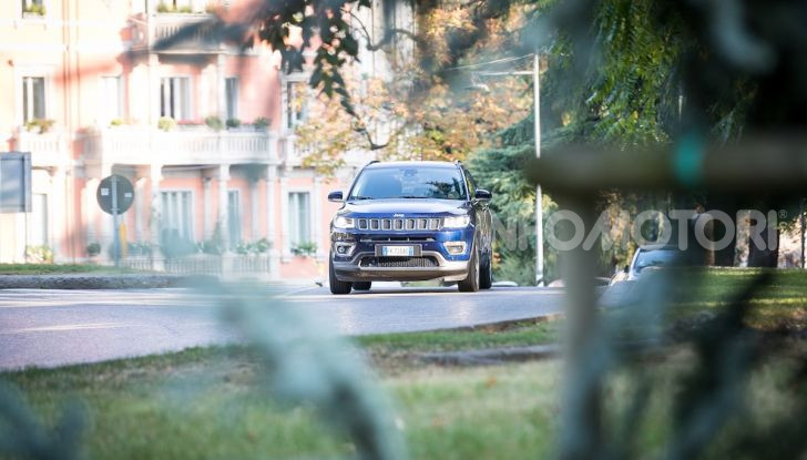 Nuova Jeep Compass 2018: la prova con l'1.6 Multijet da 120 CV - Foto 27 di 33