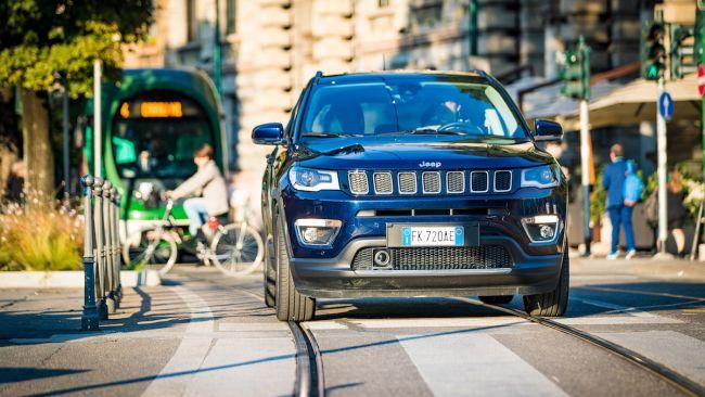 Nuova Jeep Compass 2018: la prova con l'1.6 Multijet da 120 CV