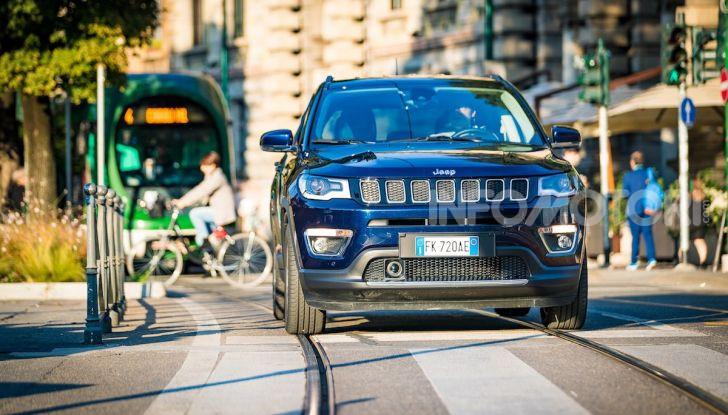 Nuova Jeep Compass 2018: la prova con l'1.6 Multijet da 120 CV - Foto 1 di 33