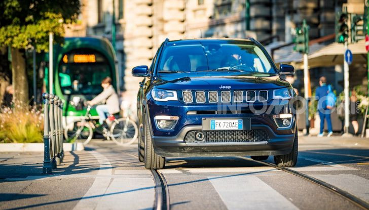 Jeep Compass 122, serie speciale che celebra la Juventus - Foto 1 di 33