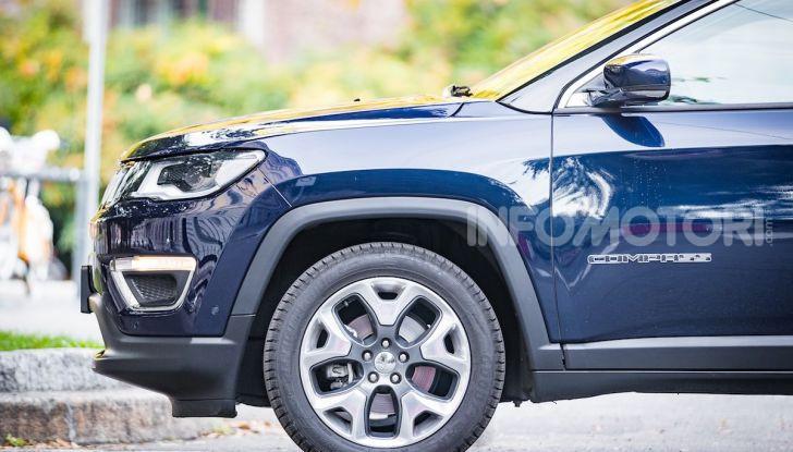 Nuova Jeep Compass 2018: la prova con l'1.6 Multijet da 120 CV - Foto 3 di 33