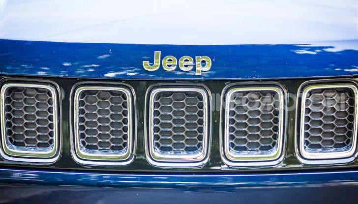 Nuova Jeep Compass 2018: la prova con l'1.6 Multijet da 120 CV - Foto 6 di 33