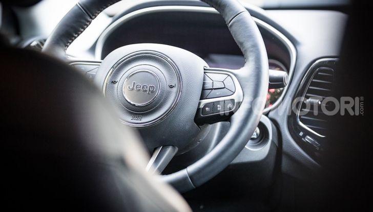 Nuova Jeep Compass 2018: la prova con l'1.6 Multijet da 120 CV - Foto 10 di 33