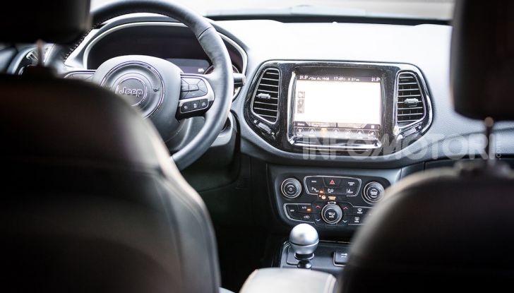 Nuova Jeep Compass 2018: la prova con l'1.6 Multijet da 120 CV - Foto 11 di 33