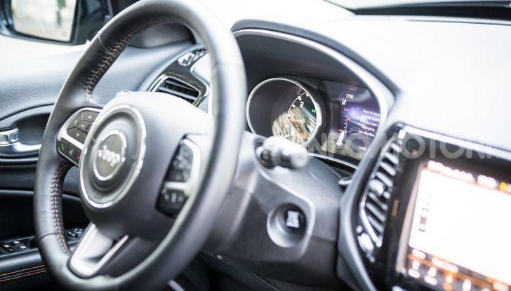 Nuova Jeep Compass 2018: la prova con l'1.6 Multijet da 120 CV - Foto 13 di 33