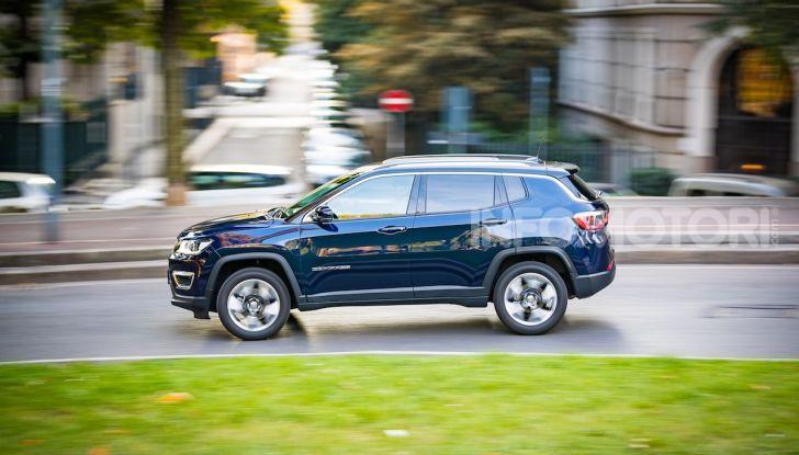 Nuova Jeep Compass 2018: la prova con l'1.6 Multijet da 120 CV - Foto 28 di 33