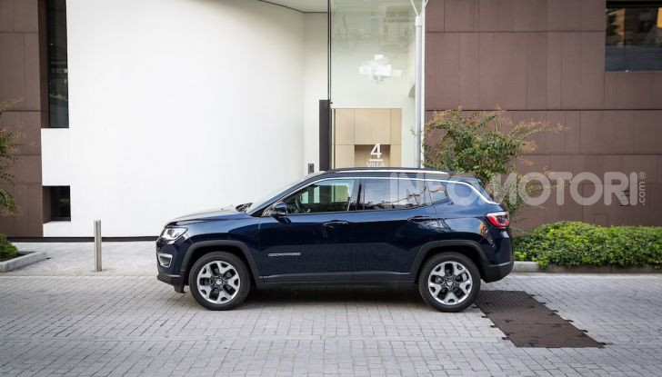 Nuova Jeep Compass 2018: la prova con l'1.6 Multijet da 120 CV - Foto 23 di 33