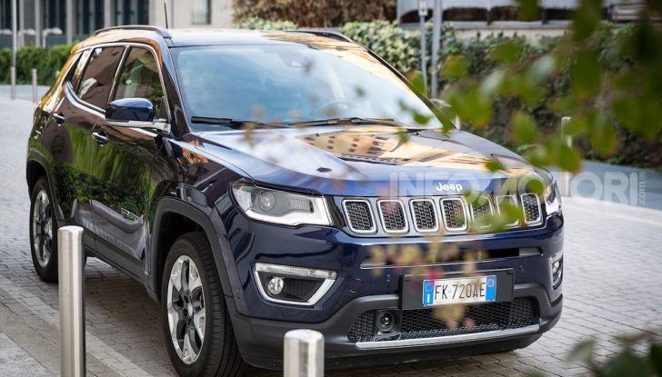 Nuova Jeep Compass 2018: la prova con l'1.6 Multijet da 120 CV - Foto 25 di 33