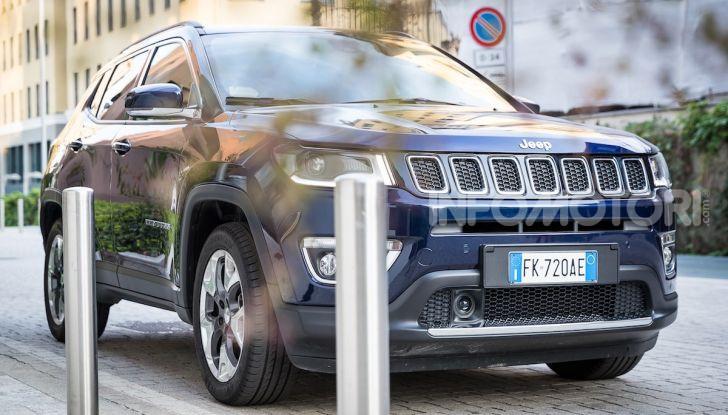 Nuova Jeep Compass 2018: la prova con l'1.6 Multijet da 120 CV - Foto 15 di 33