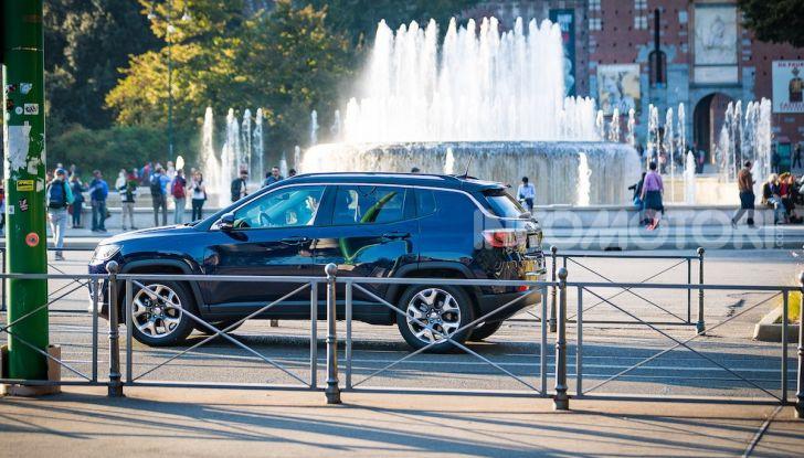 Nuova Jeep Compass 2018: la prova con l'1.6 Multijet da 120 CV - Foto 2 di 33