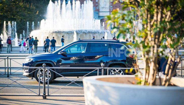 Jeep Compass 122, serie speciale che celebra la Juventus - Foto 31 di 33