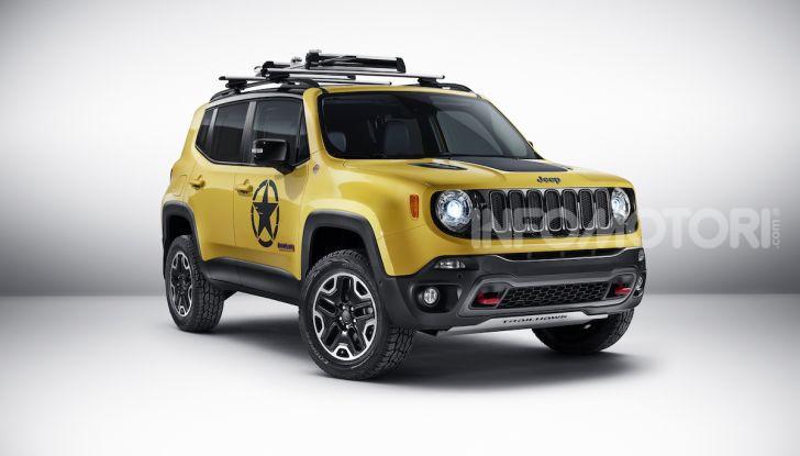 Gli accessori originali Mopar per la nuova gamma Jeep - Foto 4 di 21