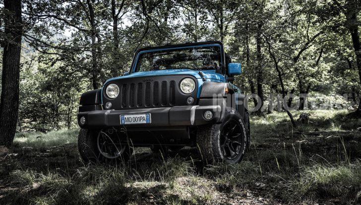 Gli accessori originali Mopar per la nuova gamma Jeep - Foto 8 di 21