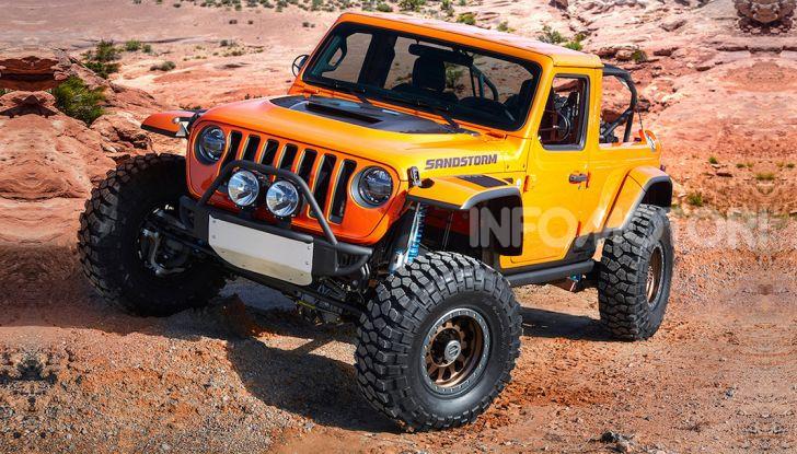 Gli accessori originali Mopar per la nuova gamma Jeep - Foto 9 di 21