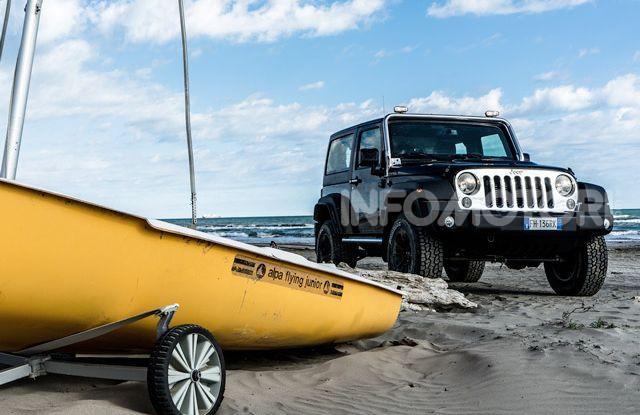 Gli accessori originali Mopar per la nuova gamma Jeep - Foto 13 di 21