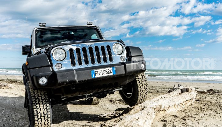 Gli accessori originali Mopar per la nuova gamma Jeep - Foto 1 di 21