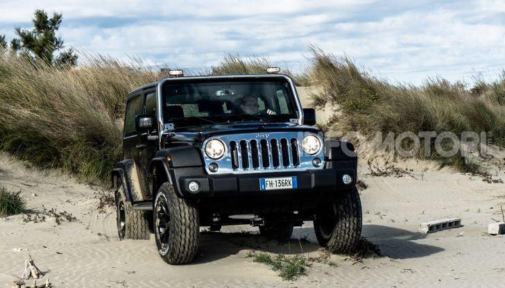 Gli accessori originali Mopar per la nuova gamma Jeep - Foto 20 di 21
