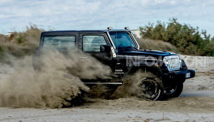 Gli accessori originali Mopar per la nuova gamma Jeep - Foto 21 di 21
