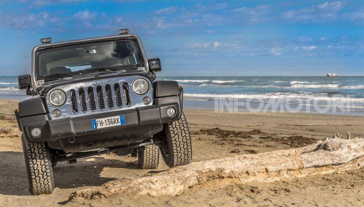 Gli accessori originali Mopar per la nuova gamma Jeep - Foto 14 di 21