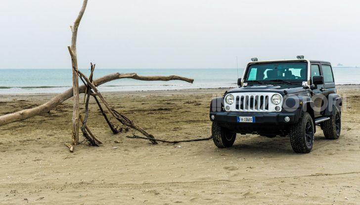 Gli accessori originali Mopar per la nuova gamma Jeep - Foto 15 di 21