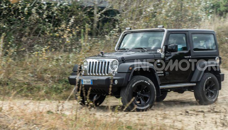 Gli accessori originali Mopar per la nuova gamma Jeep - Foto 3 di 21