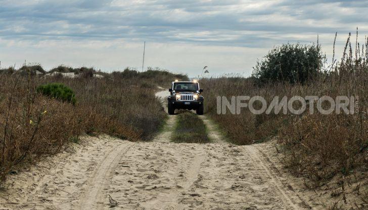 Gli accessori originali Mopar per la nuova gamma Jeep - Foto 17 di 21
