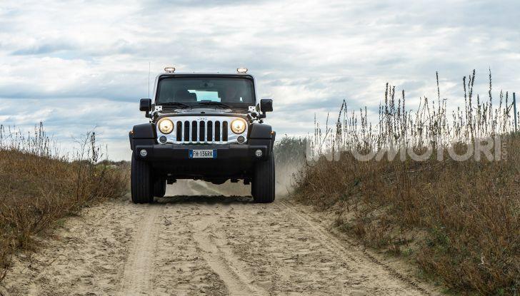 Gli accessori originali Mopar per la nuova gamma Jeep - Foto 18 di 21