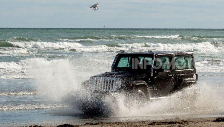 Gli accessori originali Mopar per la nuova gamma Jeep - Foto 2 di 21