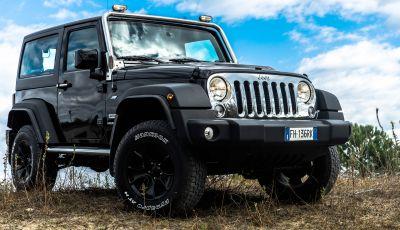 Gli accessori originali Mopar per la nuova gamma Jeep