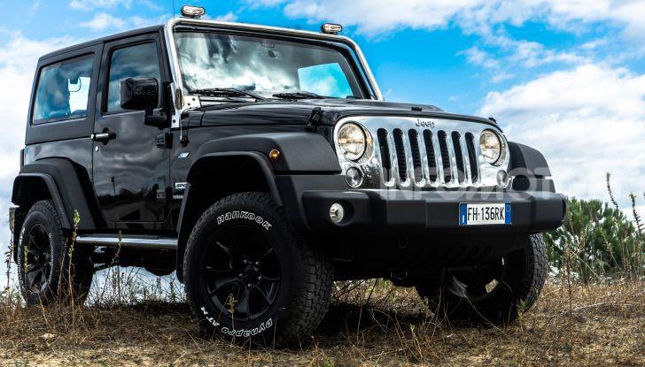 Gli accessori originali Mopar per la nuova gamma Jeep - Foto 19 di 21