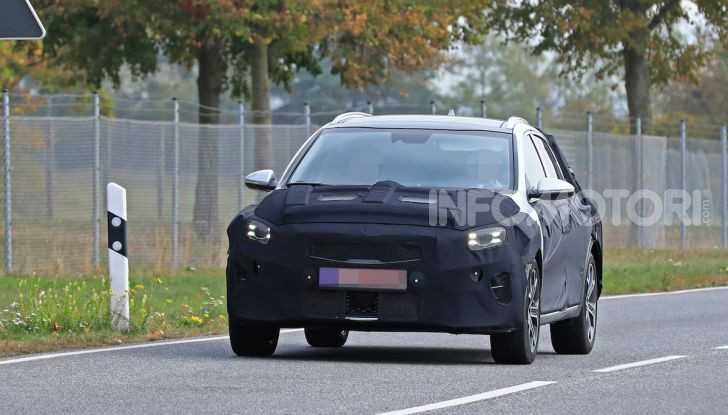 Kia Ceed SUV 2020: il terzo elemento tra Stonic e Sportage - Foto 1 di 11