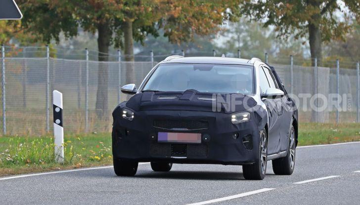 Kia Ceed SUV 2020: il terzo elemento tra Stonic e Sportage - Foto 5 di 31