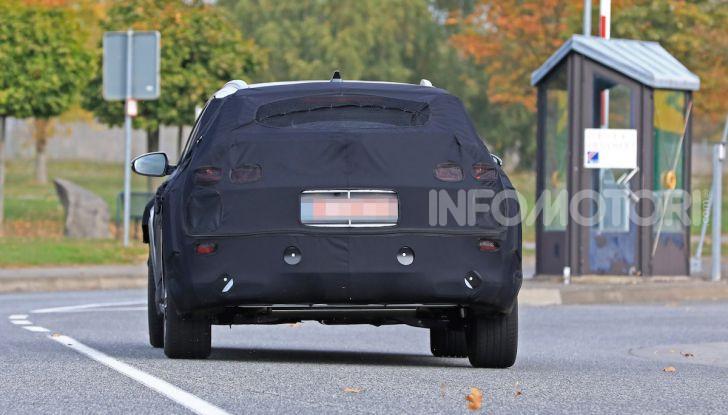 Kia Ceed SUV 2020: il terzo elemento tra Stonic e Sportage - Foto 13 di 30