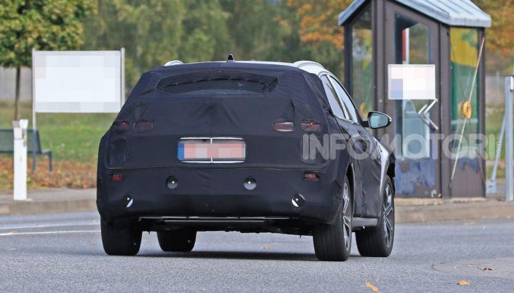 Kia Ceed SUV 2020: il terzo elemento tra Stonic e Sportage - Foto 15 di 31